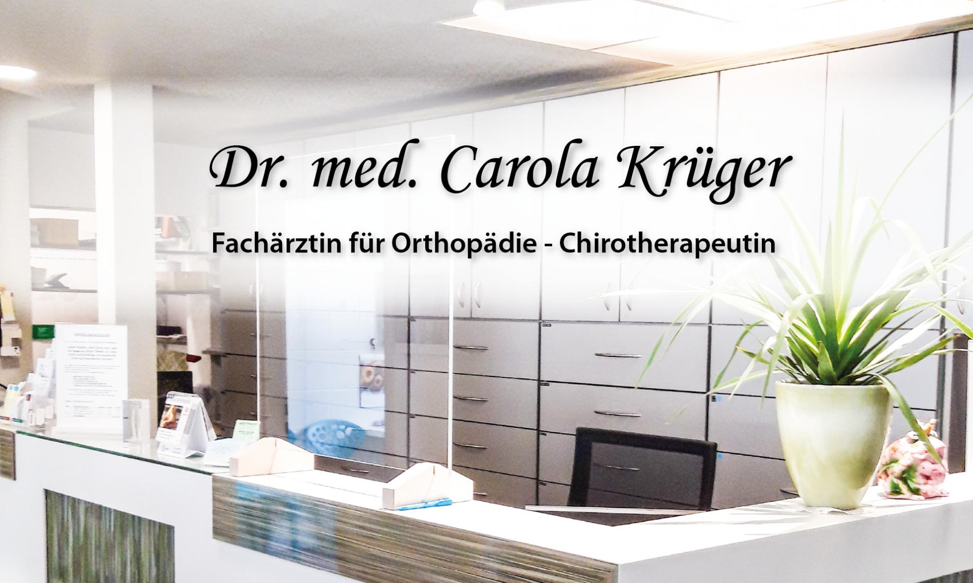 Orthopädische Praxis